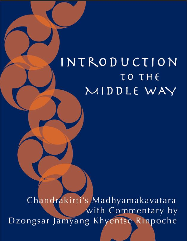 Introduction to the Middle Way by DJKR